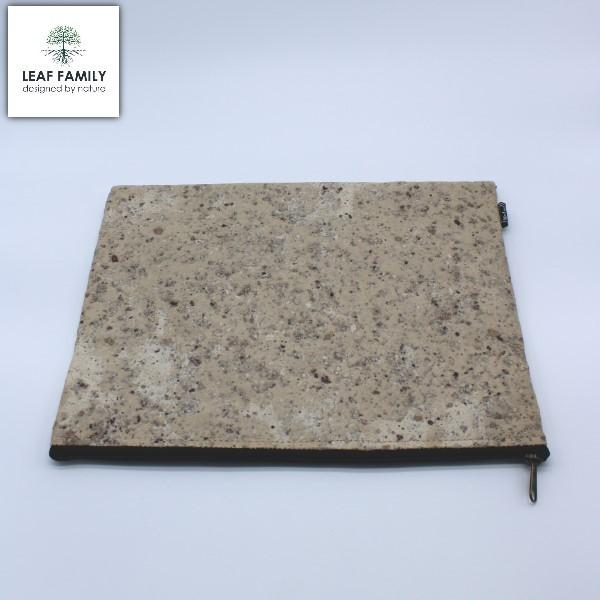 Vegane und nachhaltige Laptop & Notebook Tasche aus Maulbeerbaum- und Tamarinde