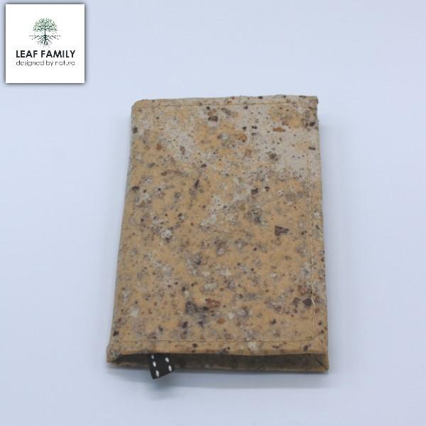 Veganes und nachhaltiges Notiz- und Tagebuch A6 – Hülle aus Maulbeerbaum- und Tamarinde