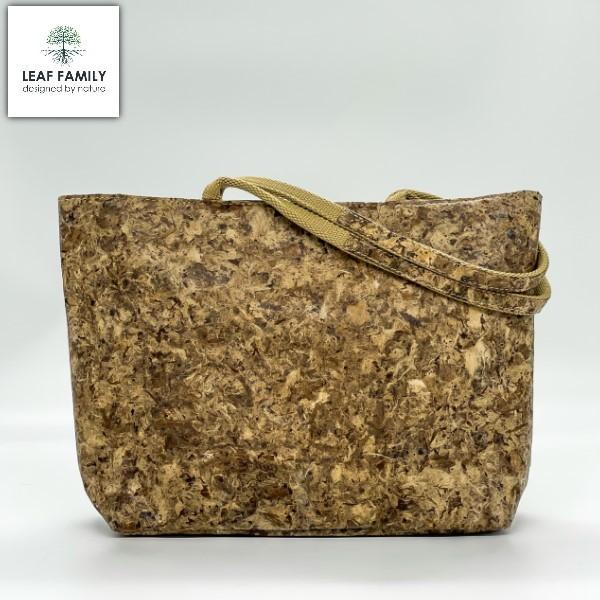 Vegane & nachhaltige Handtasche aus Maulbeerbaumrinde mit Tamarind oder Black Garlic